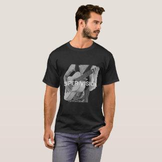 Camiseta SUPERVISÃO feita sob encomenda da banda t