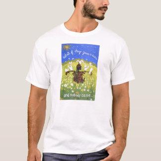 Camiseta Supor que deram uma guerra e ninguém veio t-shirt