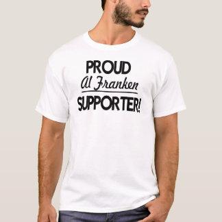 Camiseta Suporte orgulhoso de Franken do Al!