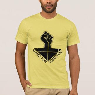 Camiseta suporte para algo