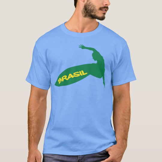 CAMISETA SURF BRASIL