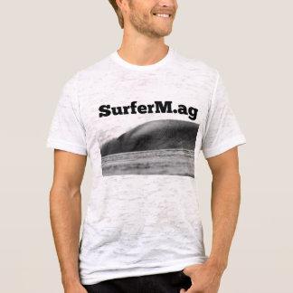 Camiseta SurferM.ag aperfeiçoam a onda