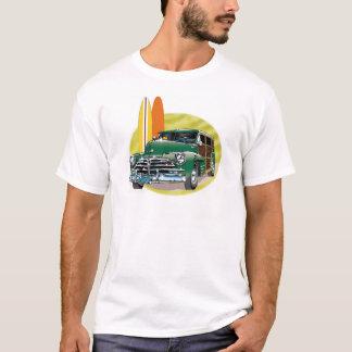 Camiseta Surfin arborizado