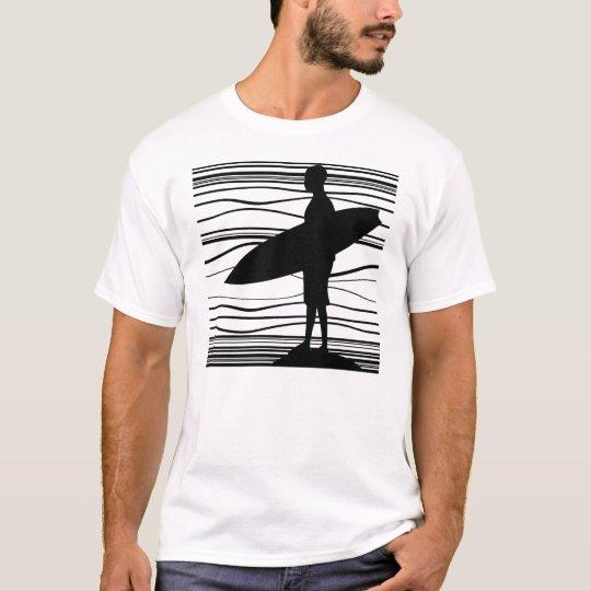 Camiseta Surfista