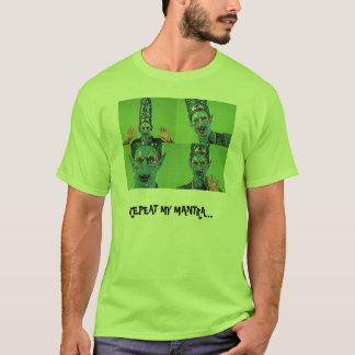 Camiseta surpresa da salmoura