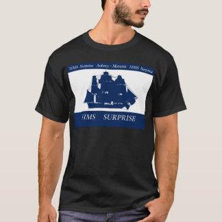 Camiseta surpresa do hms, fernandes tony