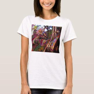 Camiseta Surrealista biking
