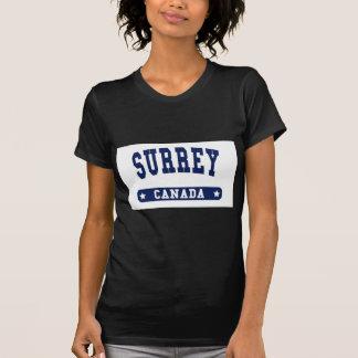 Camiseta Surrey