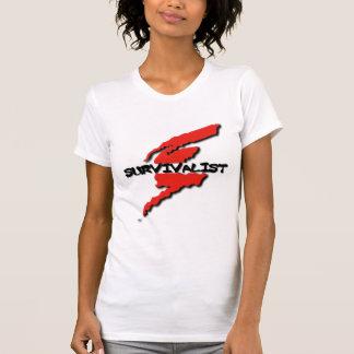 Camiseta Survivalist Prepper