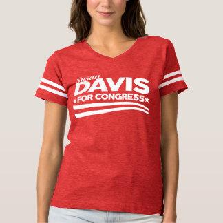 Camiseta Susan Davis