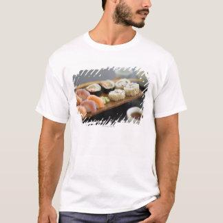 Camiseta Sushi japonês tradicional