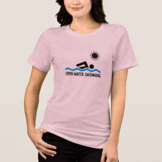 Camiseta swimming