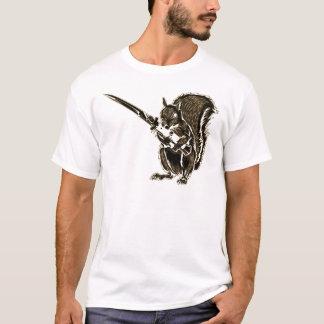 Camiseta Switchy o esquilo