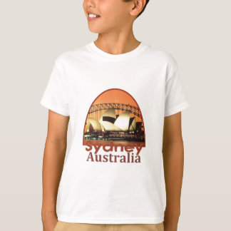 Camiseta SYDNEY Austrália