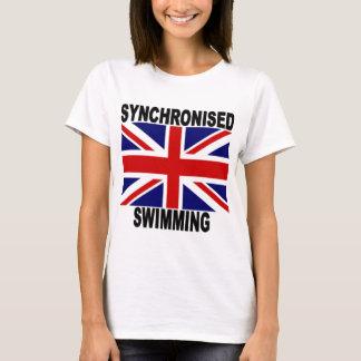 Camiseta Synchro britânico