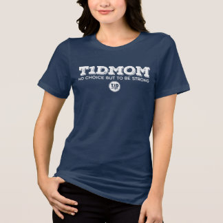 Camiseta T1dMom forte