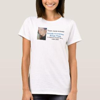 Camiseta T #2 da consciência de Jarid Henry