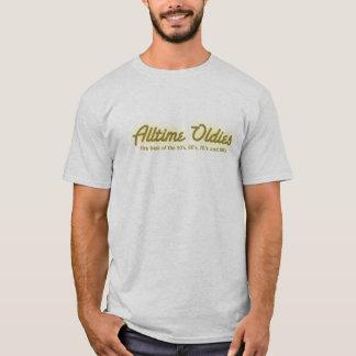 Camiseta T absoluto dos homens dos Oldies