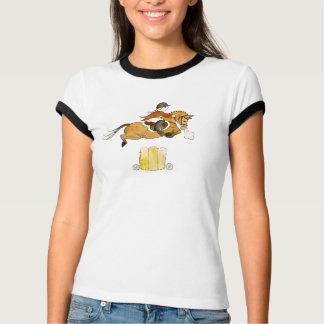Camiseta T adulto - poder do pônei - ligações em ponte