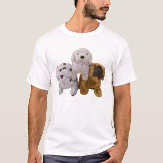 Camiseta T básico da faixa clara de Billy