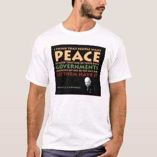 Camiseta T básico de Eisenhower