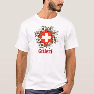 Camiseta T básico de Gruezi