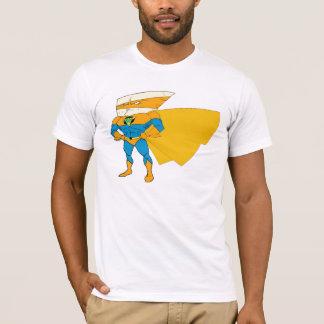 Camiseta T básico dos heróis do Nacho