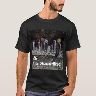Camiseta T básico - Oh, a umidade! /HRC logotipo