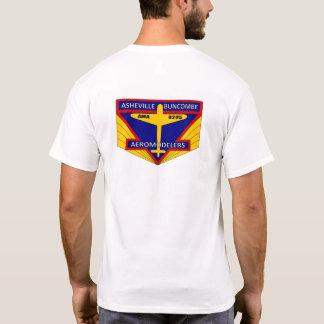 Camiseta T branco básico, ABA