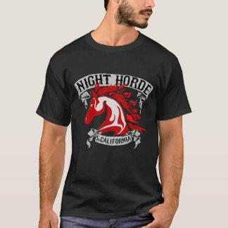 Camiseta T-camisa de SoCal da horda da noite dos homens