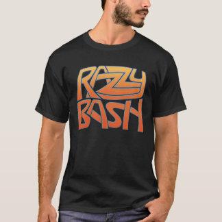 Camiseta T-Camisa dos homens da festança de Razzy