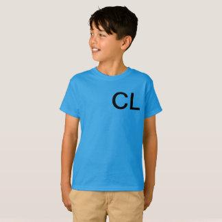 Camiseta T-camisa dos miúdos Boy.blue