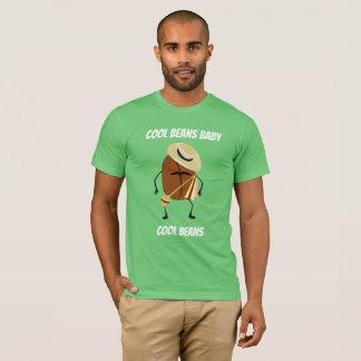 Camiseta T-camisa-Funnies legal do *** do bebê dos feijões