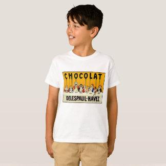 Camiseta T - Chocolat