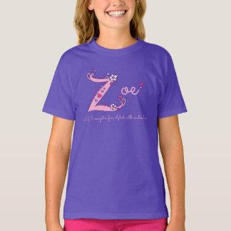 Camiseta T conhecido do costume do significado das meninas