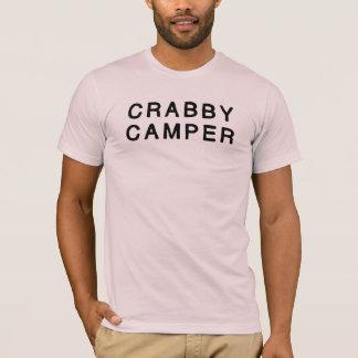 Camiseta T Crabby do campista