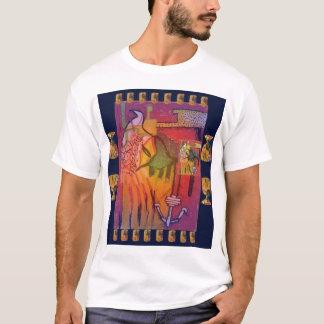 Camiseta T da âncora por Anjo Lafin e por Sivablood