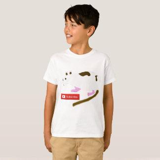 Camiseta T da animação de Stewie