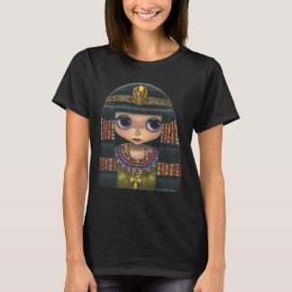 Camiseta T da boneca de Cleopatra