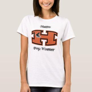 Camiseta T da boneca de Ladie