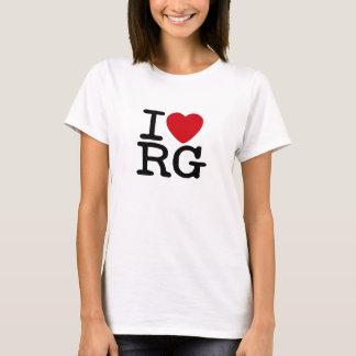 Camiseta T da boneca de RG