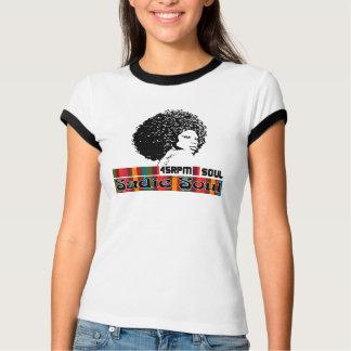 Camiseta T da campainha da alma de Sadie