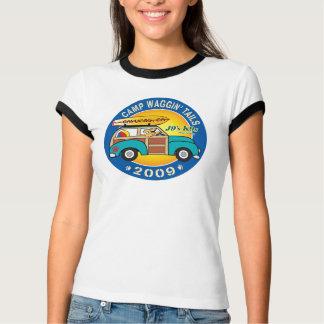 Camiseta T da campainha das senhoras