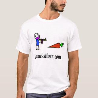 Camiseta T da cenoura