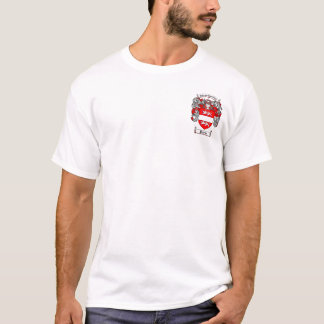 Camiseta T da crista de Payne