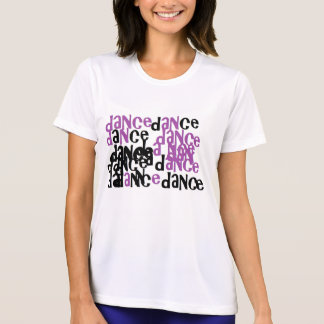 Camiseta T da dança pelo DAL