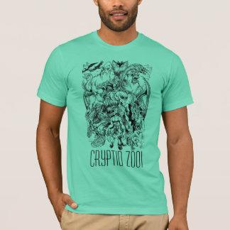 Camiseta T da Erva-benta-acima do monstro do jardim