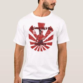Camiseta T da explosão da lava de Benny!