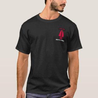 Camiseta T da força de delta
