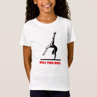 Camiseta T da ginástica de Alabama